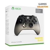 Phantom Black Xbox One S Wireless Controller Microsoft Official-thumb