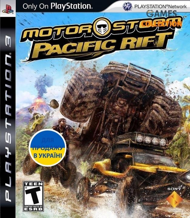 MotorStorm Pacific Rift (PS3)-thumb