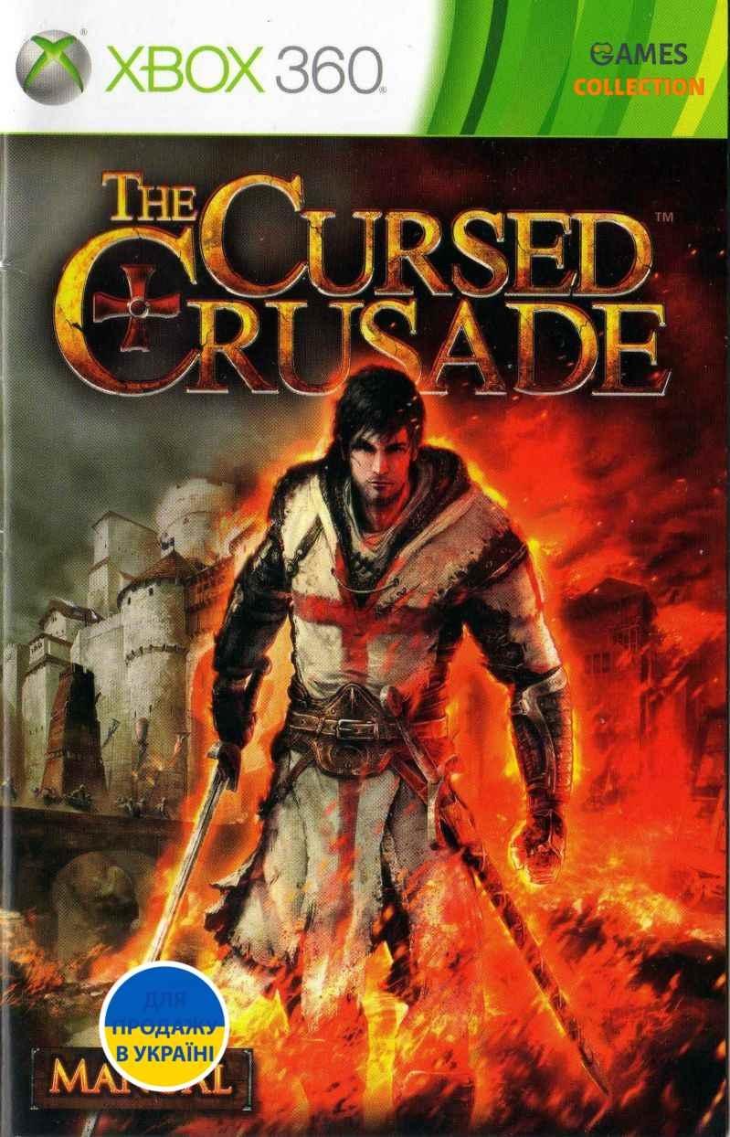 The Cursed Crusade (XBOX360)-thumb