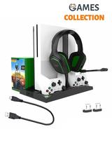 Подставка Xbox One/Xbox One S/Xbox One X 6 в 1 (ipega PG-XB007)-thumb