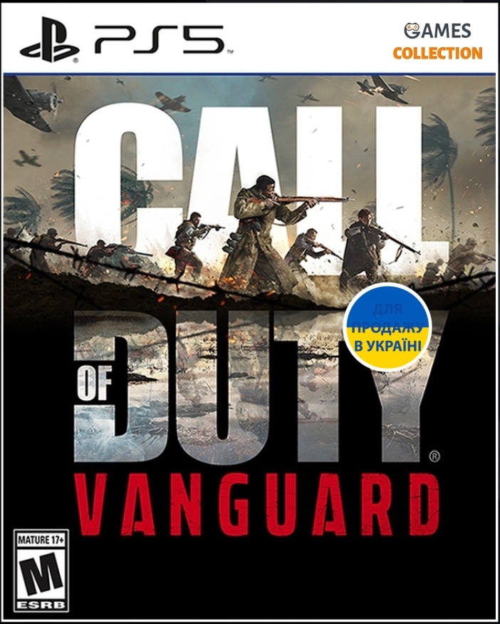 Call of Duty: Vanguard (PS5)-thumb