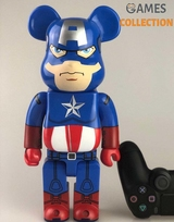 Bearbrick Captain America-thumb