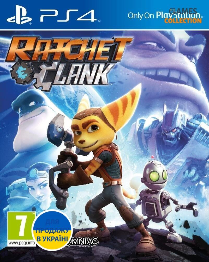 Ratchet & Clank (PS4)-thumb