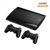 PS3 Super Slim 500 GB + 2 Джойстика Б/У (PS3)-thumb