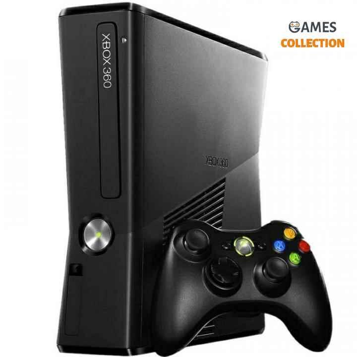 X-Box 360 slim 4gb LT 3.0 (Б/У)-thumb
