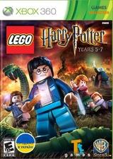 LEGO Harry Potter: Years 5-7 (XBOX 360) Б/У-thumb