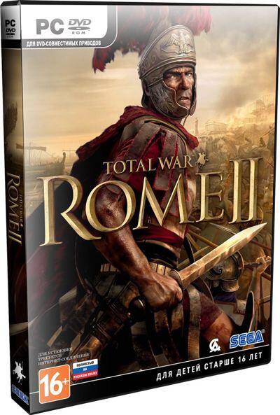 Total War: Rome II. Классическое издание (PC, Box)-thumb