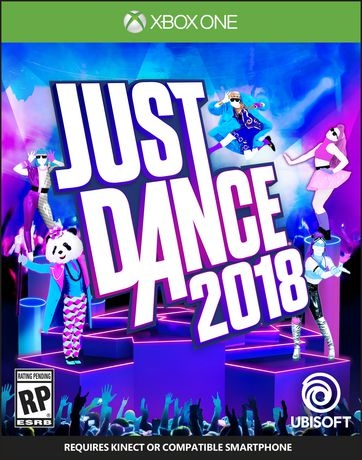 Just Dance 2018 (Xbox One)-thumb