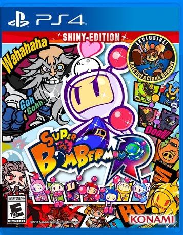 Super Bomberman R Shiny Edition (PS4)-thumb