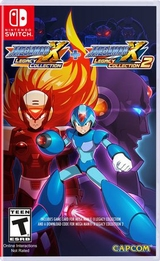 Mega Man X Legacy Collection 1 and 2 (Switch)-thumb