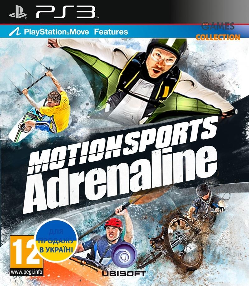 MotionSports Adrenaline (PS3)-thumb