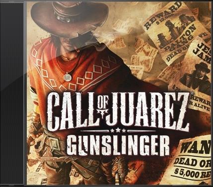 CALL OF JUAREZ: GUNSLINGER КЛЮЧ (РС)-thumb