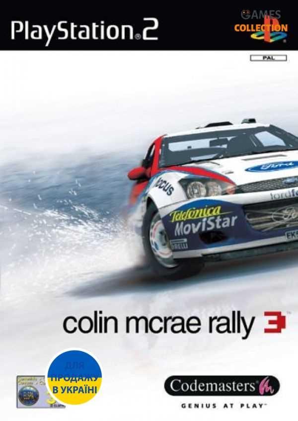 Colin McRae Rally 3 (PS2)-thumb