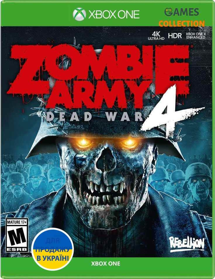 Zombie Army 4: Dead War (XBox One)-thumb
