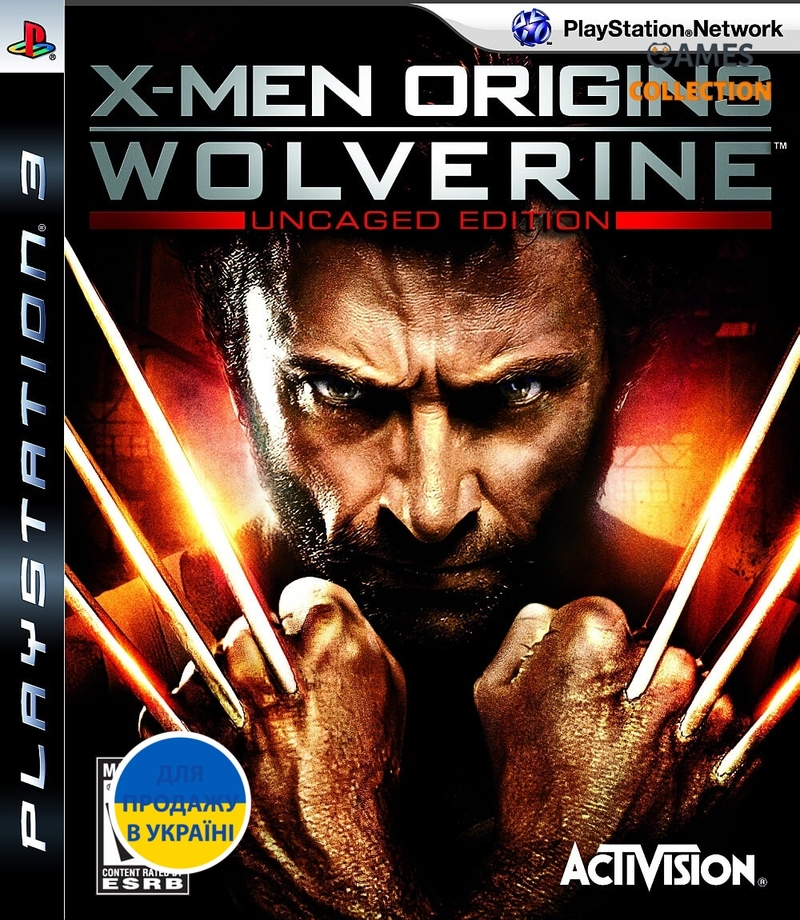 X-Men Origins: Wolverine (PS3)-thumb