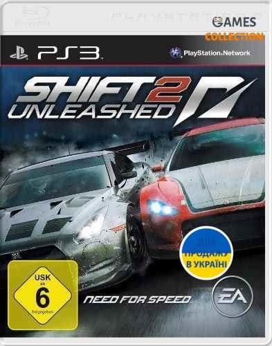 Need for Speed Shift 2: Unleashed (PS3)-thumb