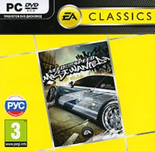 Need For Speed: Most Wanted. Classics Русская Версия Jewel-thumb