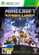 Minecraft Story Mode (XBOX360) Season 2 Pass Disc Б/У-thumb