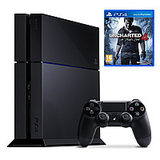 PS4 SLIM 500GB UNCHARTED4-thumb