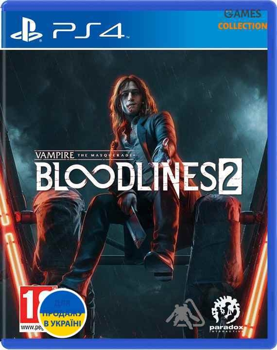 Vampire: The Masquerade-Bloodlines 2 (PS4)-thumb