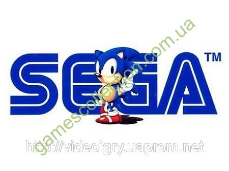 Игры для SEGA. Картриджи SEGA — 16 Бит.-thumb