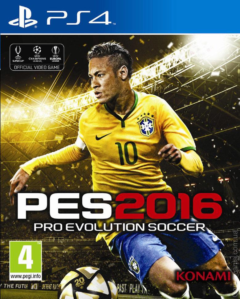 Pro Evolution Soccer 2016 (PS4)-thumb