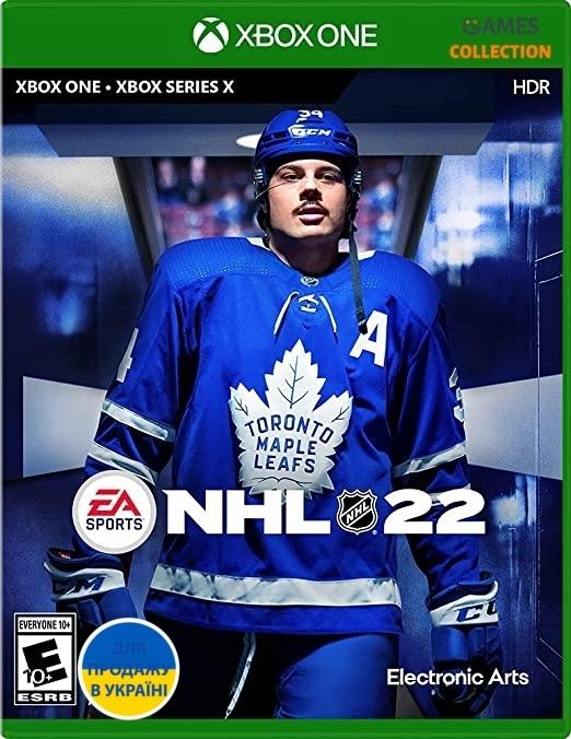 NHL 22 (XBOX ONE/XSX)-thumb