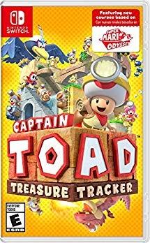 Captain Toad: Treasure Tracker (Switch)-thumb