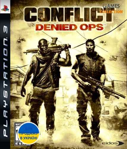 Conflict: Denied Ops (PS3)-thumb