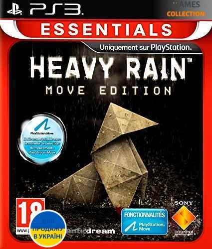 Heavy Rain: Move Edition (ESN) (PS3)-thumb