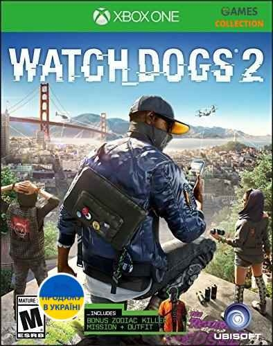 Watch Dogs 2 Б/У (Xbox One)-thumb