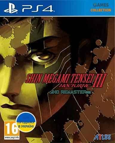 Shin Megami Tensei III: Nocturne HD Remaster (PS4)-thumb