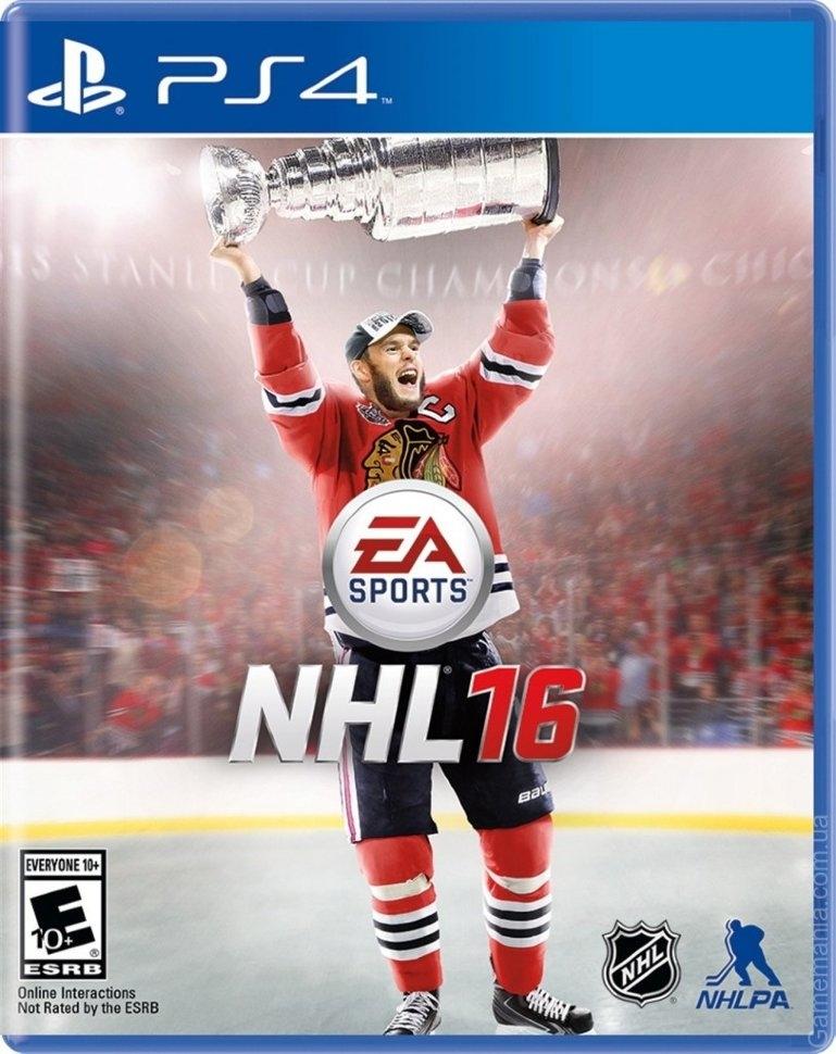 NHL 16 (PS4)-thumb