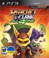 Ratchet & Clank: All 4 One (PS3)-thumb
