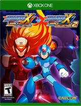 Mega Man X Legacy Collection 1 and 2 (Xbox One)-thumb