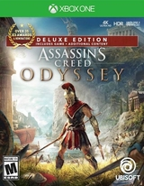 Assassin's Creed Odyssey Deluxe Edition (Xbox One)-thumb