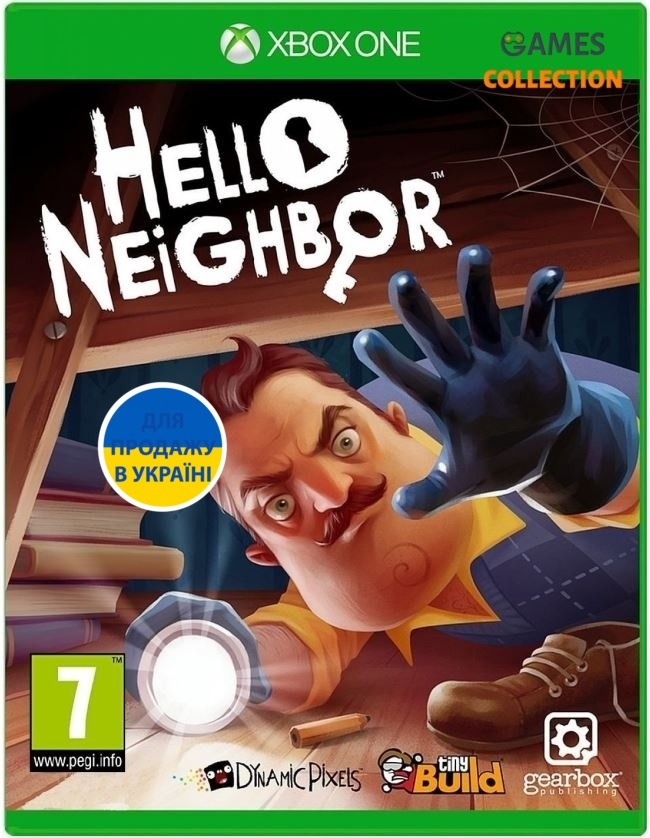 Hello Neighbor (XBox One)-thumb