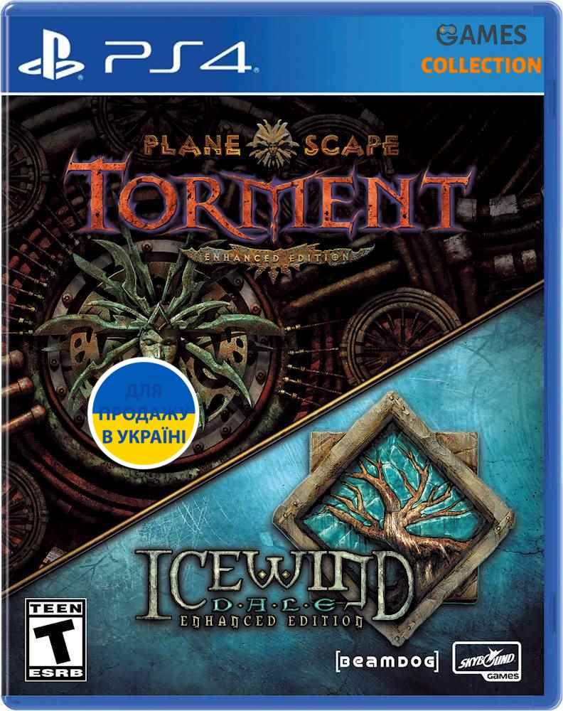planescape: torment & icewind dale enhanced edition (ps4)-thumb