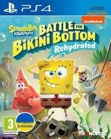 SpongeBob SquarePants: Battle for Bikini Bottom – Rehydrated (PS4)-thumb