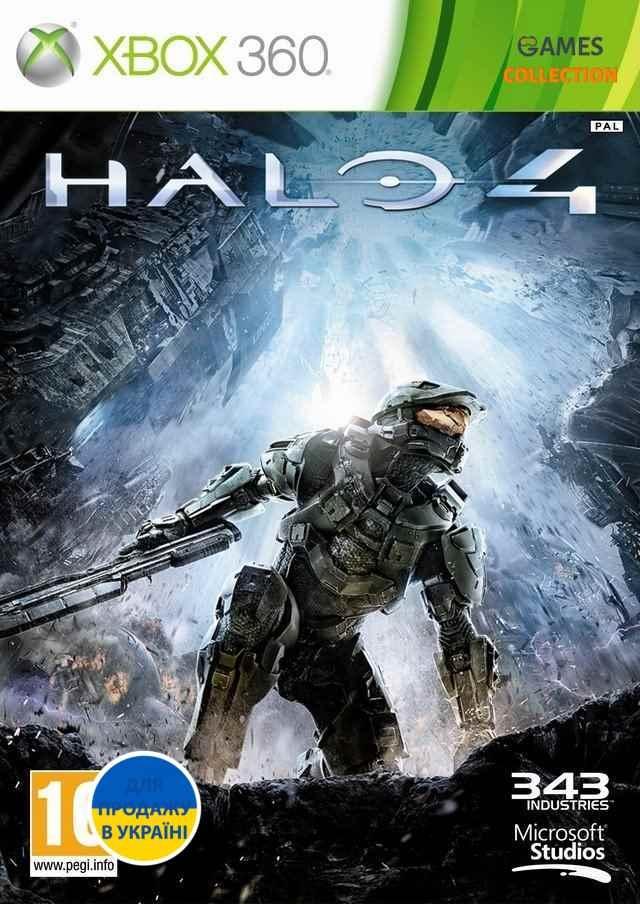 Halo 4 (XBOX 360)-thumb