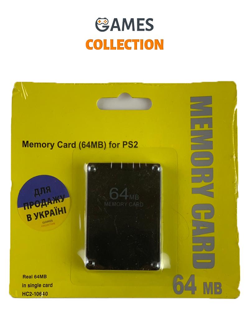 PS2 карта памяти 64Mb-thumb