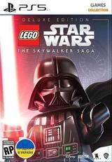 LEGO Star Wars: The Skywalker Saga Deluxe Edition (PS5)-thumb