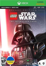 LEGO Star Wars: The Skywalker Saga Deluxe Edition (XBOX ONE/XSX)-thumb