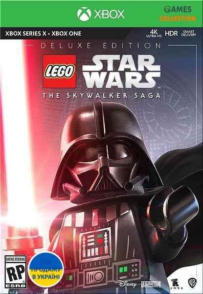 LEGO Star Wars: The Skywalker Saga Deluxe Edition (XBOX ONE/XSX)-thumb
