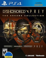Dishonored & Prey: The Arkane Collection (PS4)-thumb