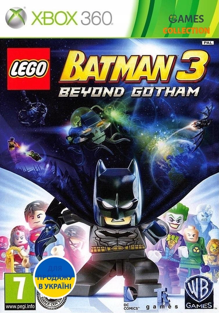 LEGO Batman 3: Beyond Gotham (XBOX360)-thumb