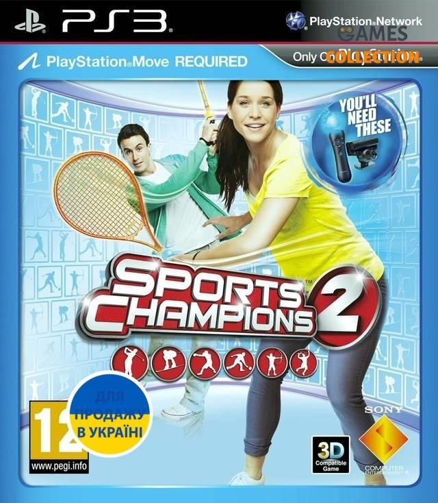 Sports Champions 2 (PS3) Праздник Спорта 2 (русская версия)-thumb