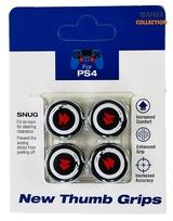 Стики для джойстика PS5/PS4 Ghost of Tsushima (Облегающие)-thumb