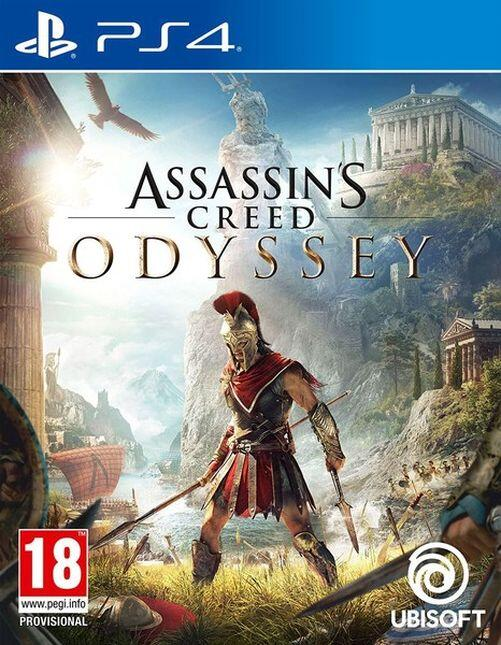 Assassin's Creed Odyssey (PS4)-thumb