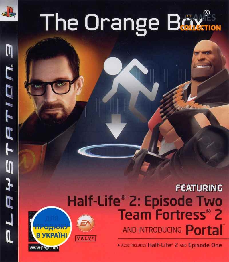 Half-Life 2: The Orange Box (PS3)-thumb